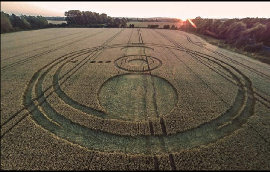 Crop circles decoding are the 3 planets mercury venus and earth perfectly aligned at 21st july 2017 another crop shows the way it goes during the first 7 months of 2017 publicscrutiny Choice Image