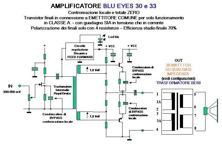 Schema Elettrico Amplificatore Per Basso : Schema elettrico amplificatore fare di una mosca